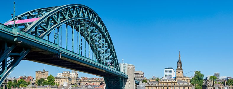 Featured image Newcastle and the North East region