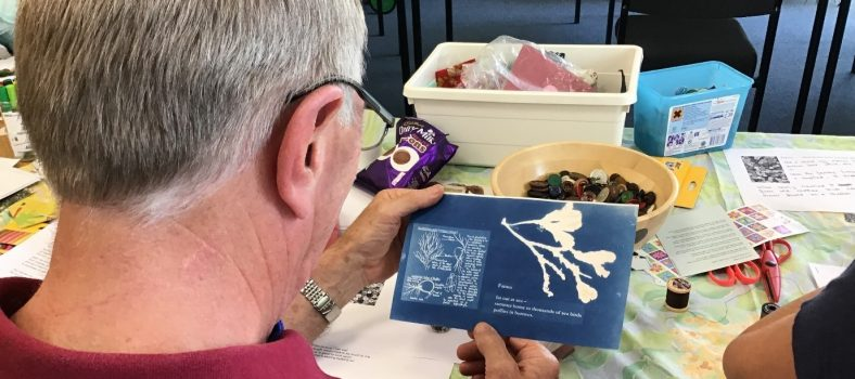 Featured image Bringing creative activities to those living with dementia, as well as the staff and carers supporting them