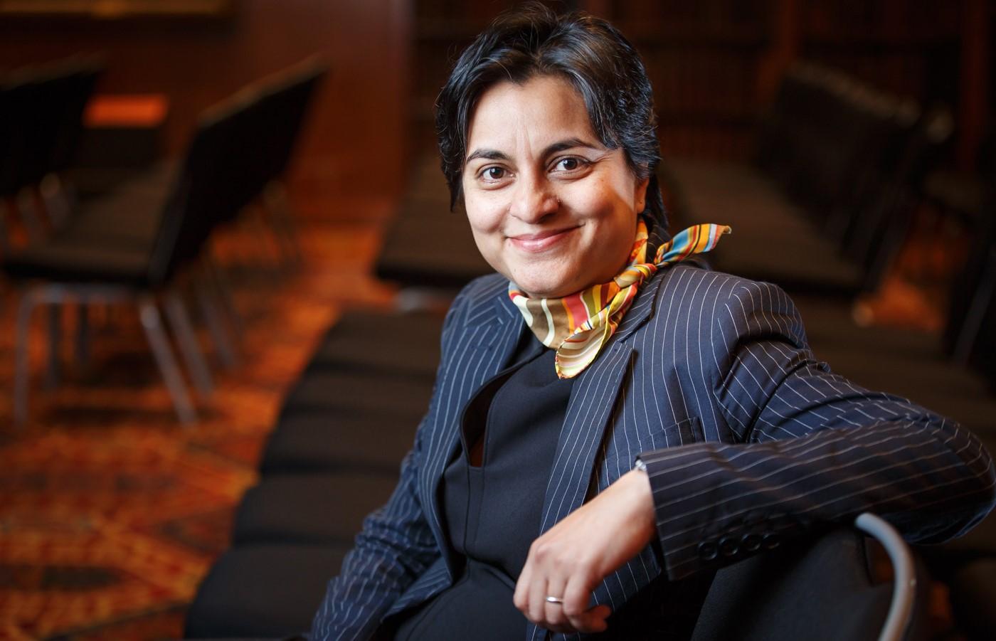 Prof Muzz Haniffa