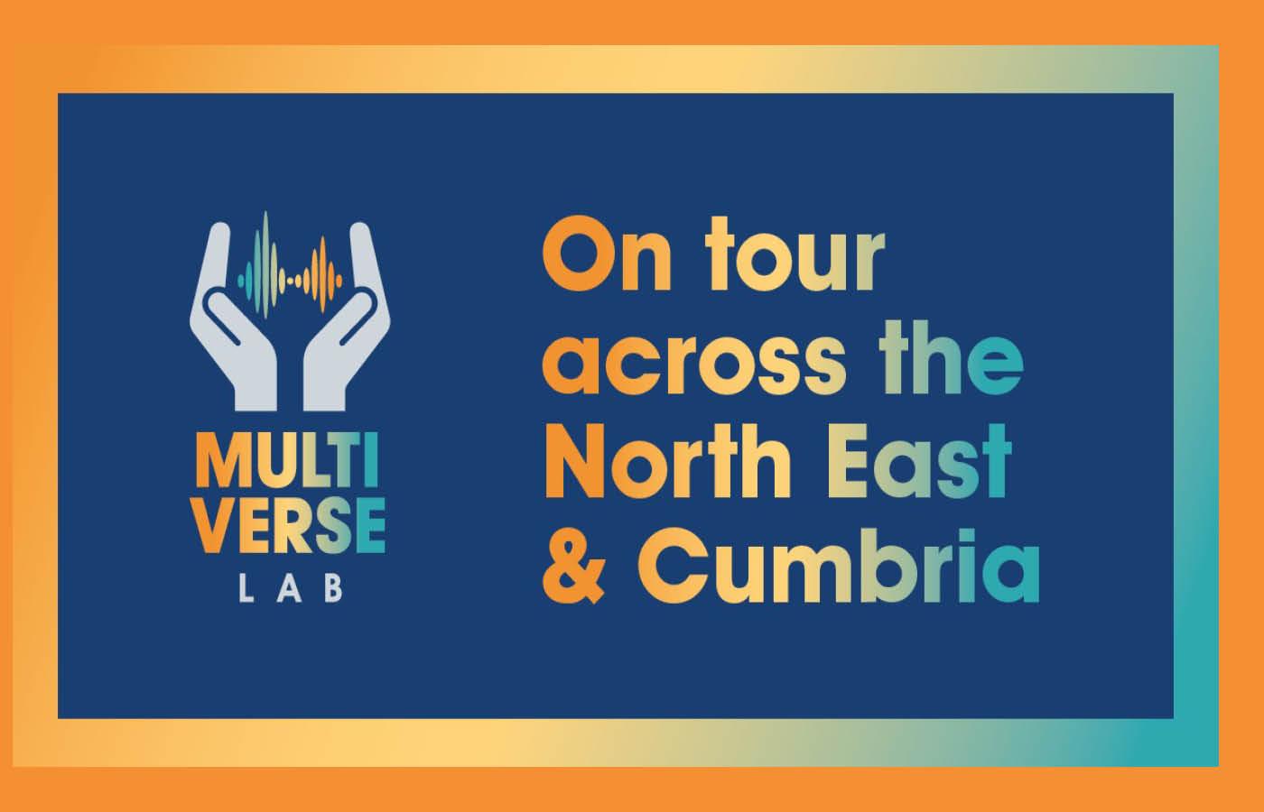 Multiverse Lab tour announcement